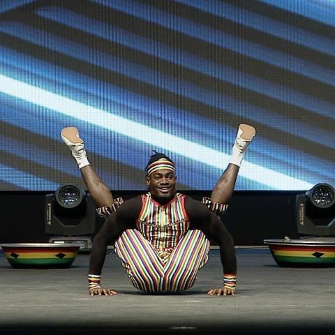 Richard Arhinful - Individual - Ghana, Taiwan - CircusTalk