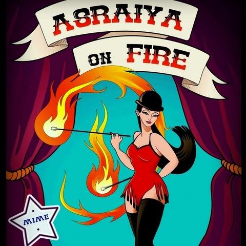 Asraiya Deyo - Individual - United States - CircusTalk