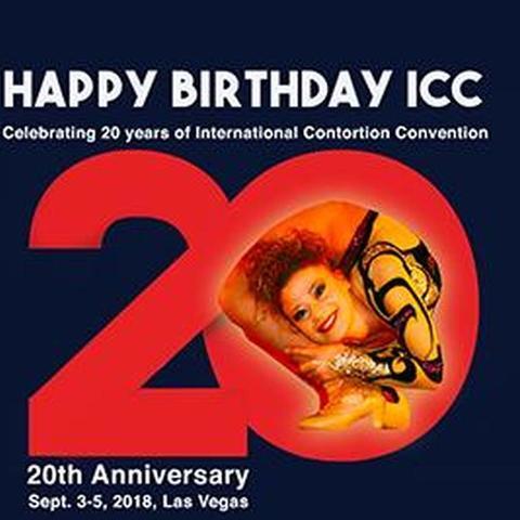 ICC International Contortion Convention 2018 Las Vegas - Presenter - United States - CircusTalk