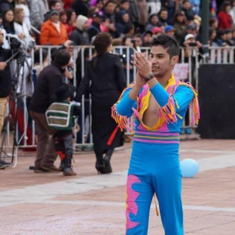 Alvaro Ignacio Salinas Flores - Individual - Chile - CircusTalk