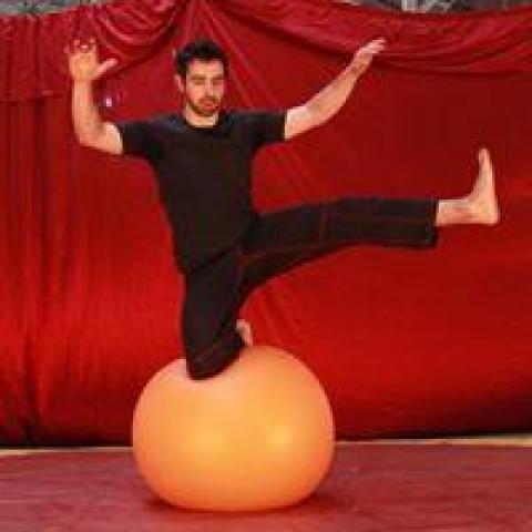 Jeronimo Ali - Individual - Chile - CircusTalk