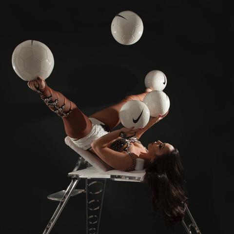 Kimberly Lester - Individual - Portugal, United Kingdom - CircusTalk