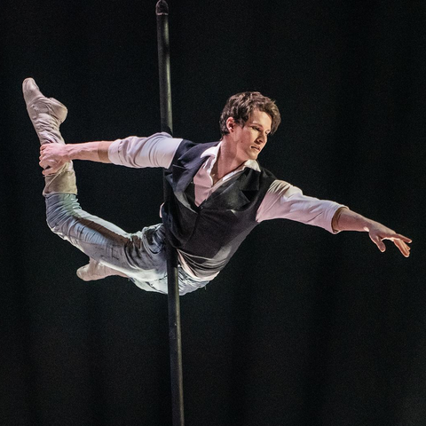 Denis Degtyarev - Individual - Russia - CircusTalk