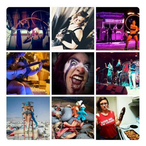 Madame Mesmer - Individual - United States - CircusTalk