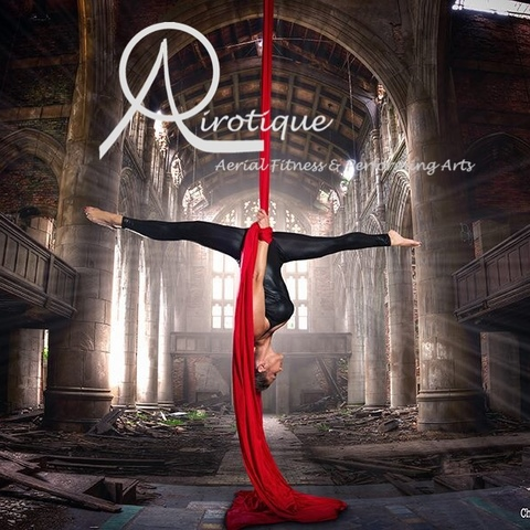 Airotique aerial fitness and performing arts - School - United States - CircusTalk