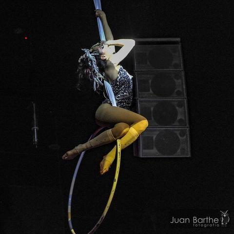 Natalia Guzman - Individual - Argentina - CircusTalk