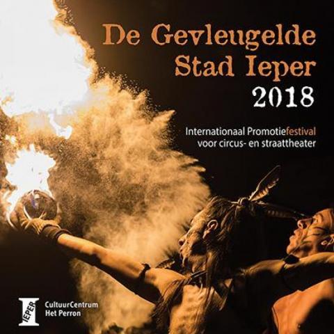 Gevleugelde stad Ieper - Circus Events - CircusTalk