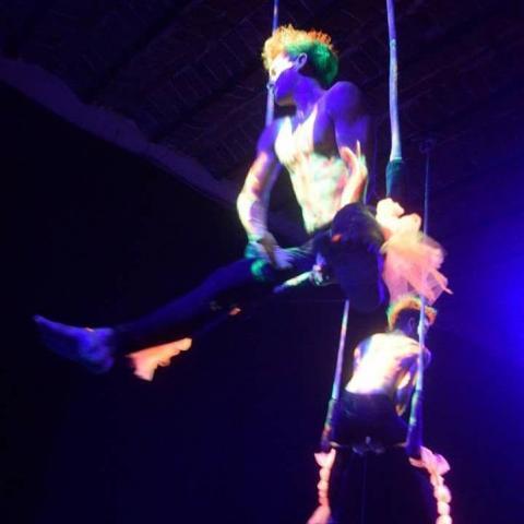 Mario Risso - Individual - Argentina - CircusTalk
