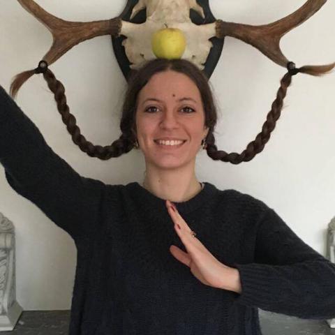 Irene Ramilli - Individual - Italy, Sweden - CircusTalk
