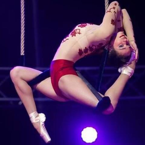 Mélusine Martin - Individual - France - CircusTalk