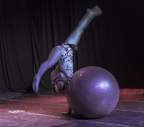 Agustina Chalupa - Individual - Argentina - CircusTalk