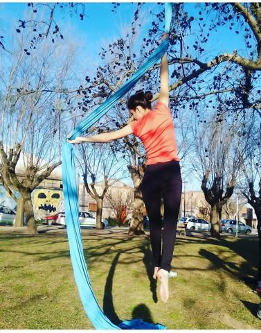 Lucia Canepa - Individual - Argentina - CircusTalk