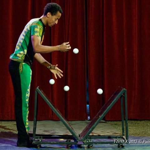 Yidnekachew Girma - Individual - Ethiopia - CircusTalk