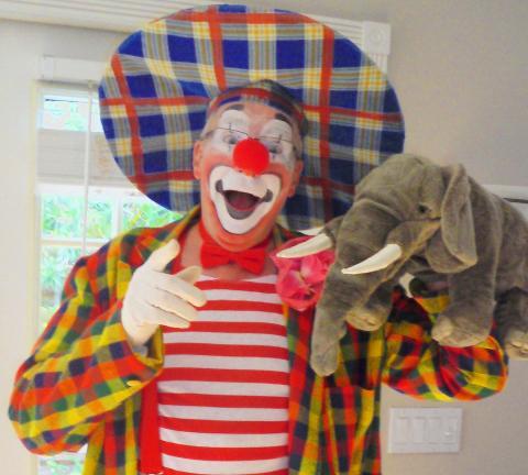 Toby Circus Ballantine - Individual - United States - CircusTalk