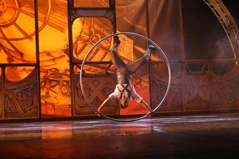 Vitor Dias - Individual - Brazil, Italy - CircusTalk