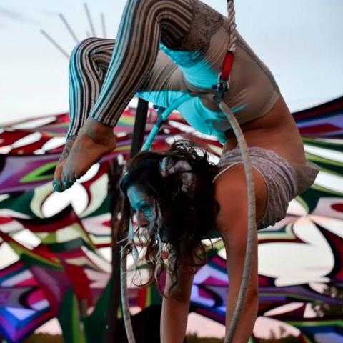 Aleasha Lynn Rosette Holtby - Individual - Canada - CircusTalk