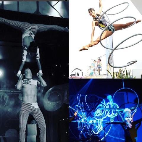 Amrit Echeverria - Individual - Belgium, Mexico, United States - CircusTalk