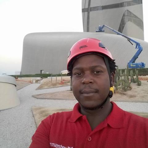 vasco amos massingue - Individual - Mozambique - CircusTalk