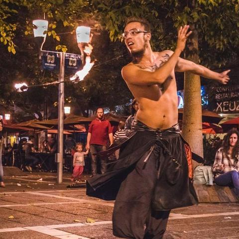Gabriel Del Rio - Individual - Argentina - CircusTalk
