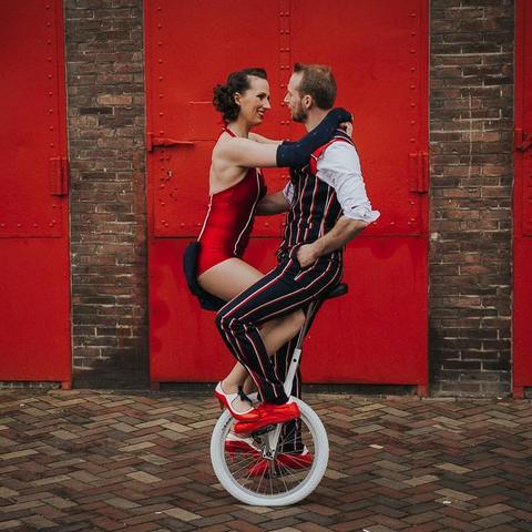 Tobit and Jasmijn - Individual - Netherlands - CircusTalk