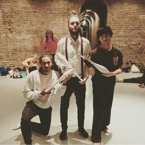 Theus Kamla - Individual - Brazil, Italy - CircusTalk