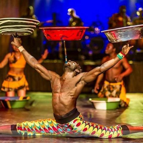 Emma Laryea - Individual - Ghana - CircusTalk