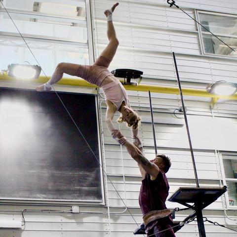 Marie elaine Mongeau - Individual - Canada - CircusTalk