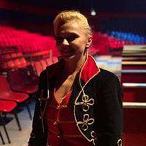Maria Stetsenko - Individual - Ukraine - CircusTalk