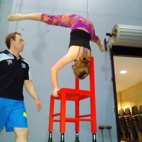 Megan McDougall - Individual - Australia - CircusTalk