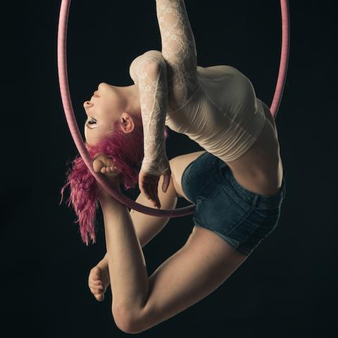 Angela McIlroy-Wagar - Individual - Canada, Ireland - CircusTalk