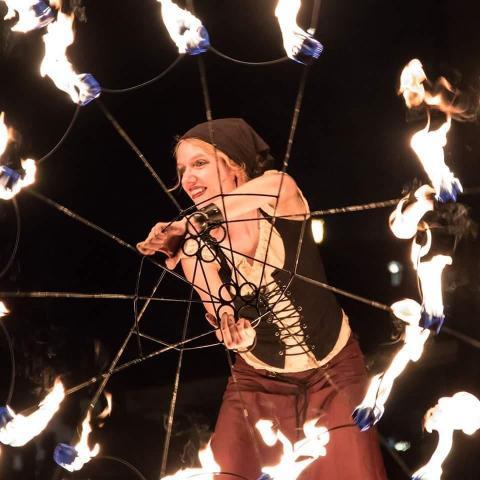 Louve Bergeron - Individual - Canada - CircusTalk