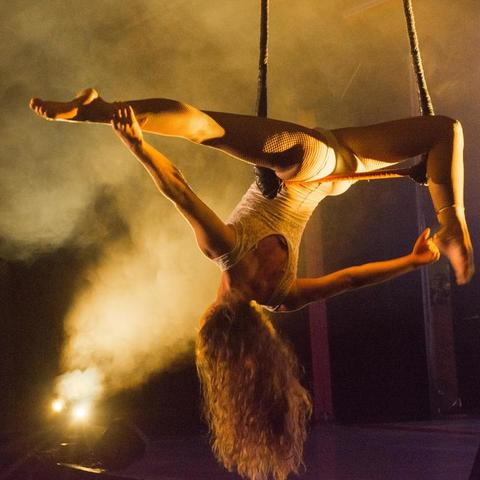 Margaux Reigner - Individual - France - CircusTalk