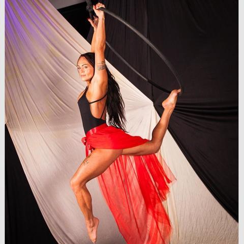 Jenna Abelon - Individual - Germany, Italy, Lithuania - CircusTalk