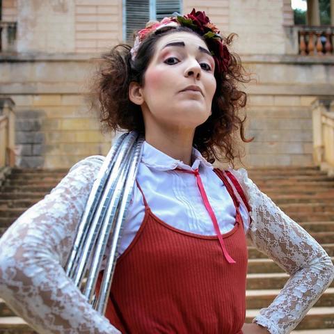Cata Catarsis - Individual - Argentina, Spain, Uruguay - CircusTalk