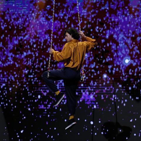 amin ramyaz - School - Iran - CircusTalk