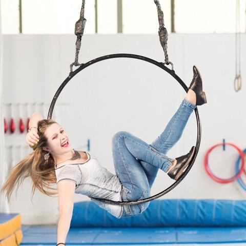 Jessica Gasser - Individual - Switzerland - CircusTalk