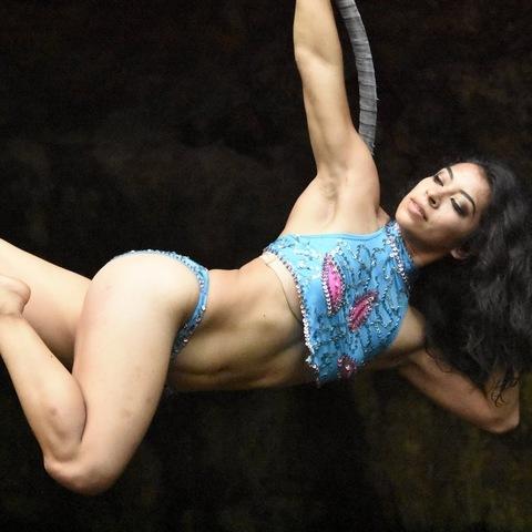 Elisa paloma Alvarado luna - Individual - Mexico - CircusTalk