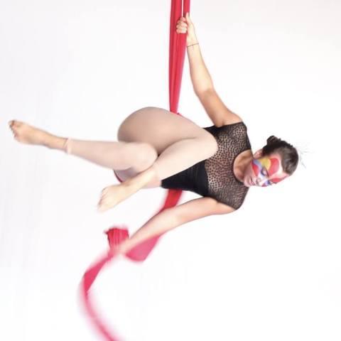 Cristina Piticco - Individual - Canada, Italy - CircusTalk