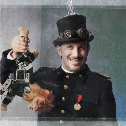 Oriol Aubets - Individual - Spain - CircusTalk