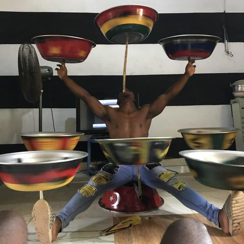 Peace cultural troupe - School - Ghana - CircusTalk