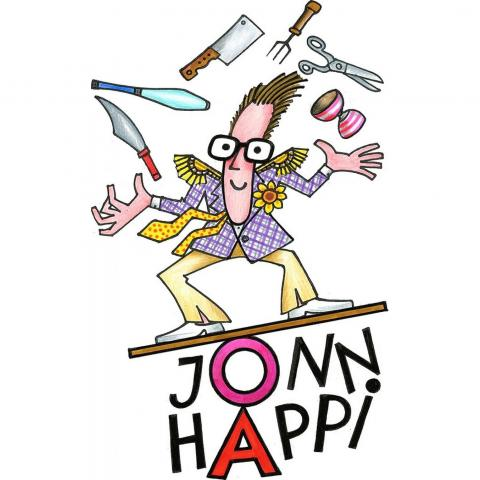 Jonn Happi - Company - Luxembourg - CircusTalk