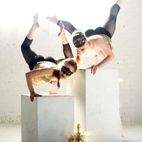 Anna Protsiou - Anastasia Evsigneeva - Individual - Greece, Russia - CircusTalk