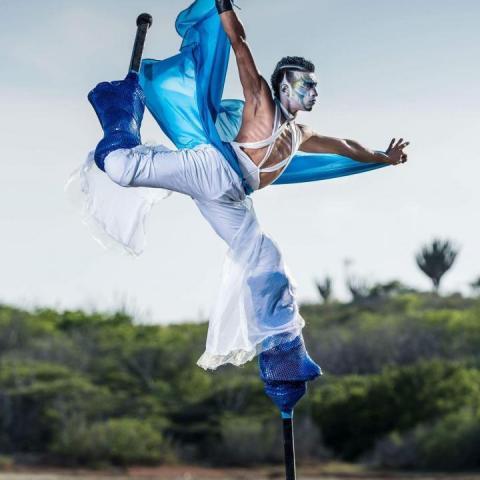Aleksander Moreno - Individual - Colombia - CircusTalk