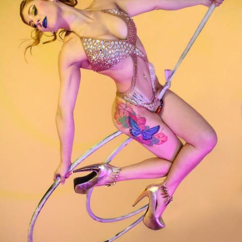 Natali Rucker - Individual - Argentina - CircusTalk