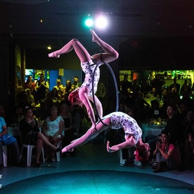 Elisabeth Gertner - Individual - Australia - CircusTalk