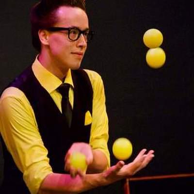 Ilja Smyslov - Individual - Germany, Russia - CircusTalk
