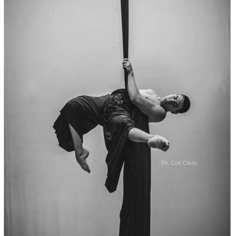 Juan Alamo - Individual - Argentina, Canada - CircusTalk