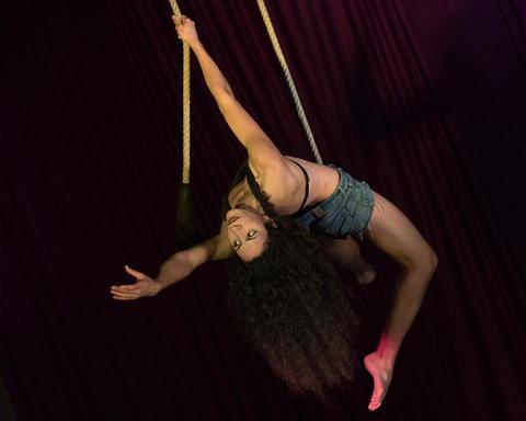 Raquel San Gregorio - Individual - Spain - CircusTalk