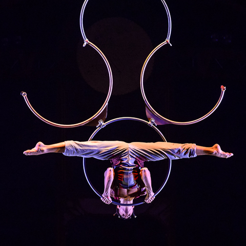 Artur Cacciolari - Individual - Brazil, Italy - CircusTalk