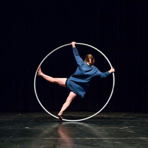 Monika Neverauskaite - Individual - France, Lithuania - CircusTalk